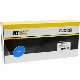 Картридж лазерный HP 645A, C9731A (Hi-Black)