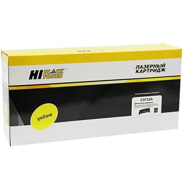 Картридж лазерный HP 645A, C9732A (Hi-Black)
