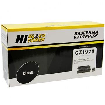 Картридж лазерный HP CZ192A (Hi-Black)