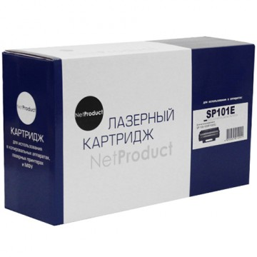 Картридж лазерный Ricoh SP101E (NetProduct)