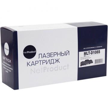 Картридж лазерный Samsung MLT-D108S (NetProduct)