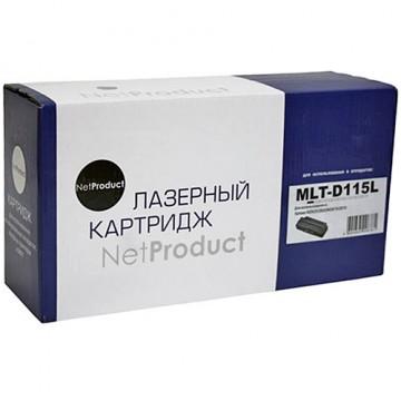 Картридж лазерный Samsung MLT-D115L (NetProduct)