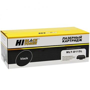 Картридж лазерный Samsung MLT-D115L (Hi-Black)