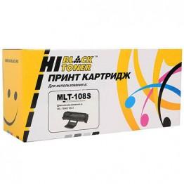 Картридж лазерный Samsung MLT-D108S (Hi-Black)