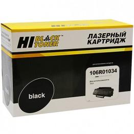Картридж лазерный Xerox 106R01034 (Hi-Black)