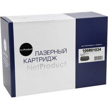 Картридж лазерный Xerox 106R01034 (NetProduct)