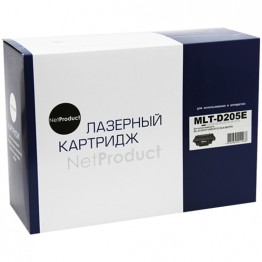 Картридж лазерный Samsung MLT-D205E (NetProduct)