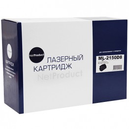 Картридж лазерный Samsung ML-2150D8 (NetProduct)