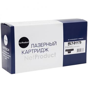 Картридж лазерный Samsung MLT-D117S (NetProduct)