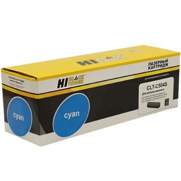 Картридж лазерный Samsung CLT-C504S (Hi-Black)
