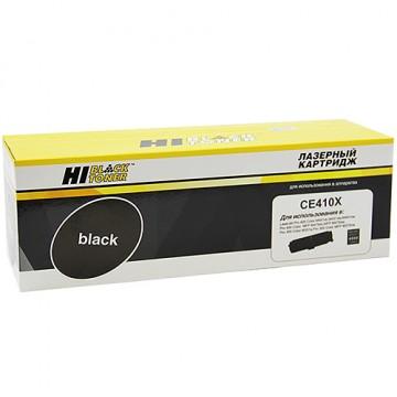 Картридж лазерный HP 305X, CE410X (Hi-Black)