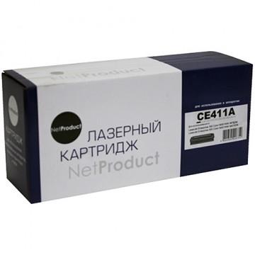 Картридж лазерный HP 305A, CE411A (NetProduct)