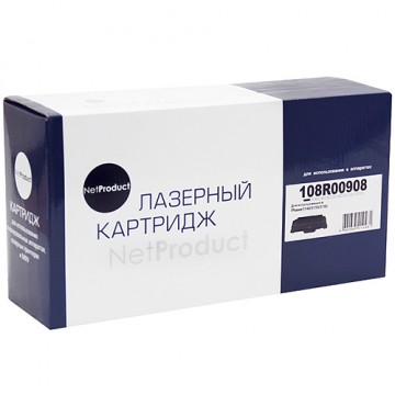Картридж лазерный Xerox 108R00908 (NetProduct)