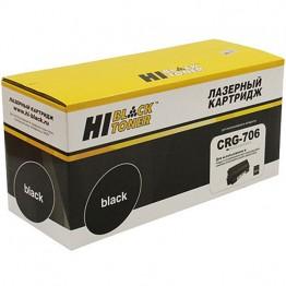 Картридж лазерный Canon 706, 0264B002 (Hi-Black)
