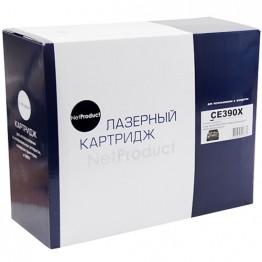 Картридж лазерный HP 90X, CE390X (NetProduct)