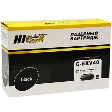 Картридж лазерный Canon C-EXV40, 3480B006 (Hi-Black)