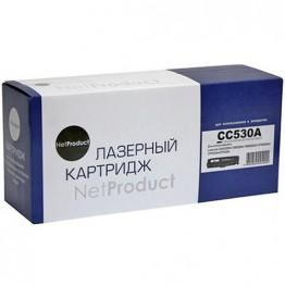 Картридж лазерный HP CC530A/718 (NetProduct)