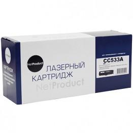 Картридж лазерный HP CC533A/718 (NetProduct)