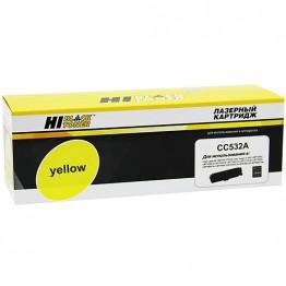 Картридж лазерный HP CC532A/718 (Hi-Black)
