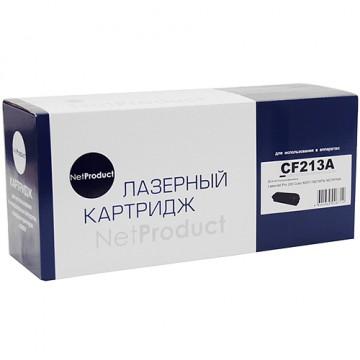 Картридж лазерный HP 131A, CF213A (NetProduct)