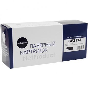 Картридж лазерный HP 131A, CF211A (NetProduct)