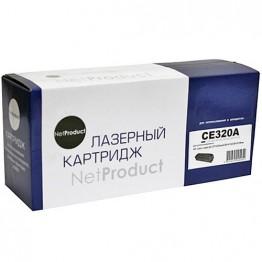 Картридж лазерный HP 128A, CE320A (NetProduct)