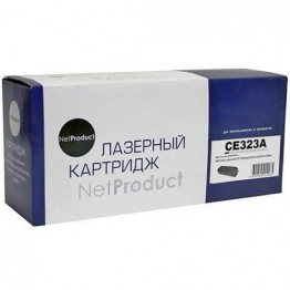 Картридж лазерный HP 128A, CE323A (NetProduct)