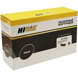 Картридж лазерный HP 654X, CF330X (Hi-Black)