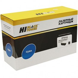 Картридж лазерный HP 654A, CF331A (Hi-Black)