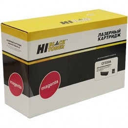 Картридж лазерный HP 654A, CF333A (Hi-Black)