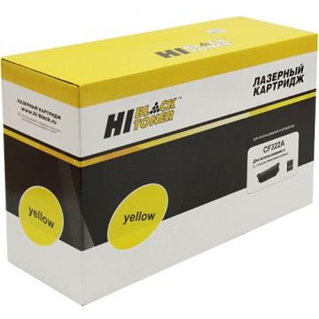 Картридж лазерный HP 653A, CF322A (Hi-Black)