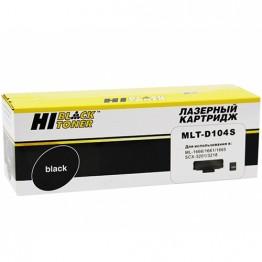 Картридж лазерный Samsung MLT-D104S (Hi-Black)