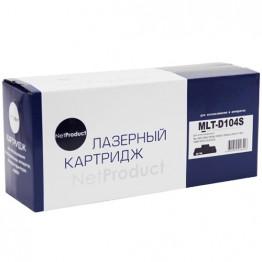 Картридж лазерный Samsung MLT-D104S (NetProduct)