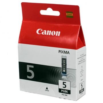 Картридж струйный Canon PGI-5BK, 0628B024