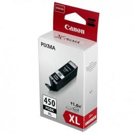 Картридж струйный Canon PGI-450XLPGBK, 6434B001