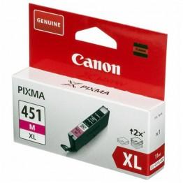 Картридж струйный Canon CLI-451XLM, 6474B001