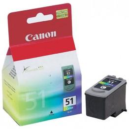 Картридж струйный Canon CL-51, 0618B001