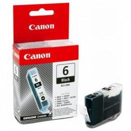 Картридж струйный Canon BCI-6BK, 4705A002