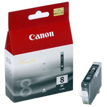 Картридж струйный Canon CLI-8BK, 0620B024