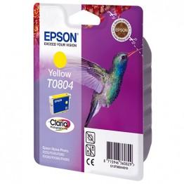 Картридж струйный Epson T0804, C13T08044010
