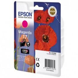 Картридж струйный Epson 17, C13T17034A10