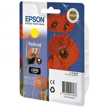 Картридж струйный Epson 17, C13T17044A10