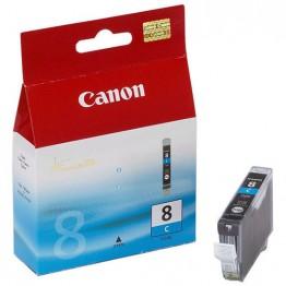 Картридж струйный Canon CLI-8C, 0621B024