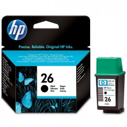 Картридж струйный HP 26, 51626A