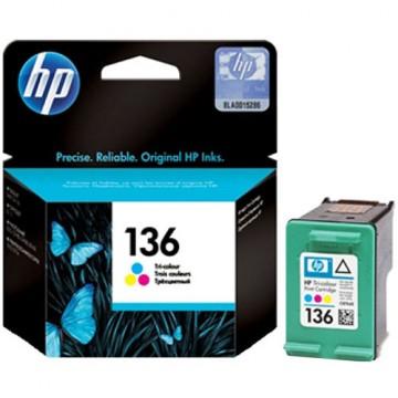 Картридж струйный HP 136, C9361HE