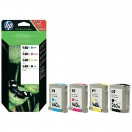 Комплект струйных картриджей HP 940XL, C2N93AE