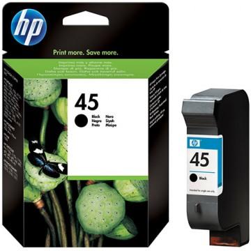 Картридж струйный HP 45, 51645AE