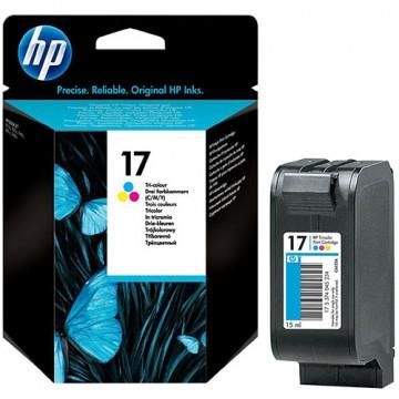 Картридж струйный HP 17, C6625A