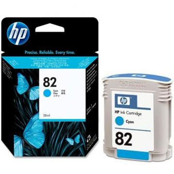 Картридж струйный HP 82, C4911A