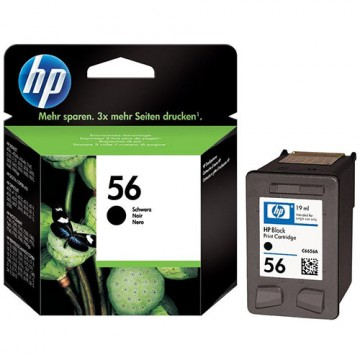 Картридж струйный HP 56, C6656AE